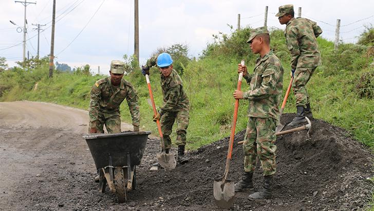 El 10% del Ejército cuidará el medioambiente y la biodiversidad