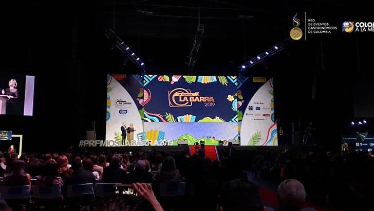 Cinco premios La Barra 2019 obtuvieron los restaurantes quindianos