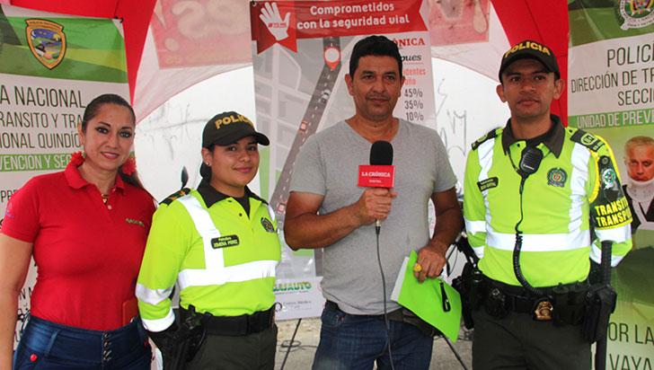 #YoMeComprometo, de la mano con la Policía Nacional
