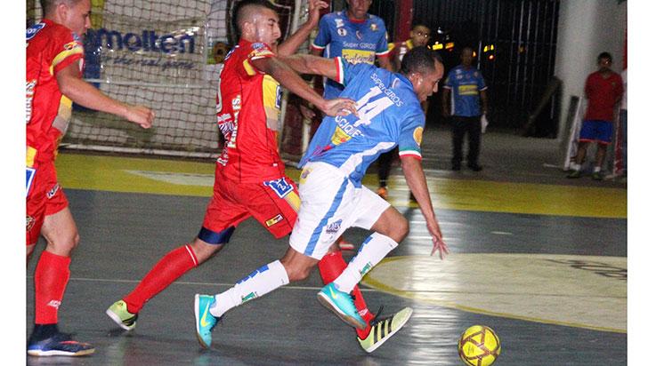 Confirmado calendario de juegos de fase grupal de la Copa Futsalón