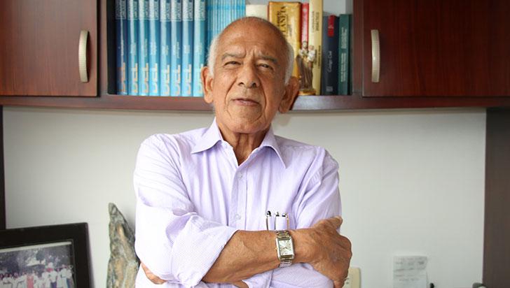 El gran empresario Alfonso Rodríguez cumple 88 años