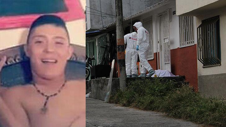Con arma de fuego asesinaron a un joven en La Fachada