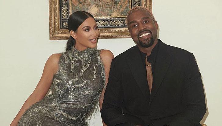 Kim Kardashian y Kanye West anuncian el nacimiento de su cuarto hijo