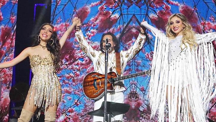 Marco Antonio Solís canta con sus hijas una versión de ¿Dónde estará mi primavera?