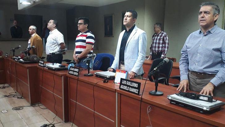 Cuatro proyectos serán debatidos en periodo de sesiones extras del concejo
