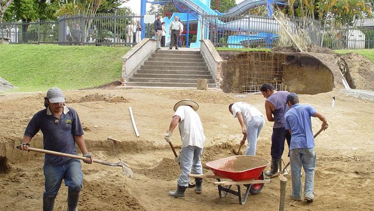 """""""Inversionistas están interesados en el Parque de Recreación"""": alcalde (e)"""