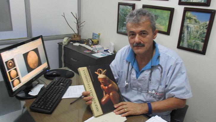 Germán González Lotero, un médico hermeneuta del pasado precolombino