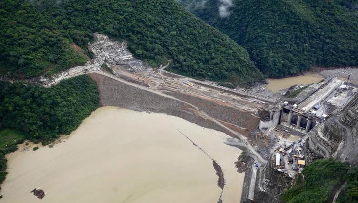 Evacúan preventivamente a 105 trabajadores de Hidroituango