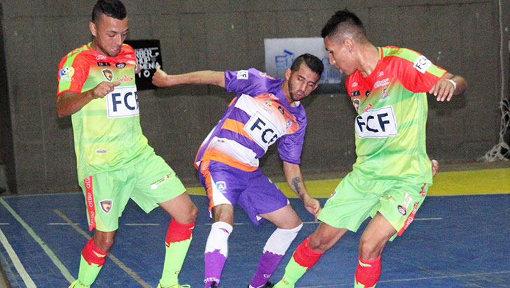 Tigres debutará en liga futsal versus Ultrahuilca de visita