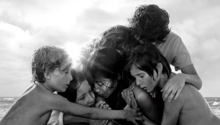 Roma, la gran ganadora de los premios Platino del cine iberoamericano