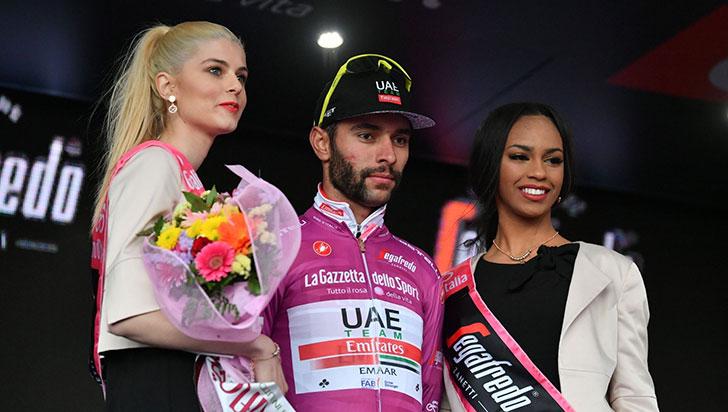 Tras triunfo en el Giro, Gaviria superó marca de Nairo Quintana