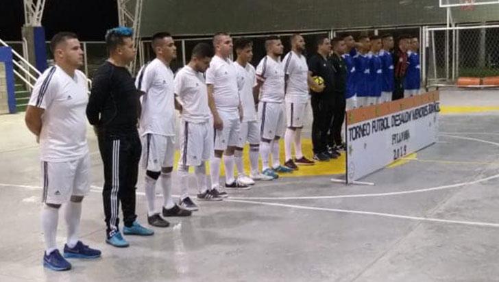 Atlético Filandia fue el campeón futsalón sub-30