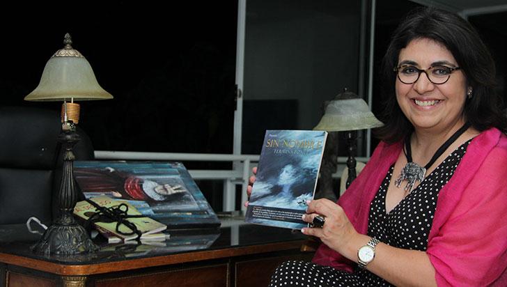 Poemas sin nombre, nuevo libro de Fermina Ponce