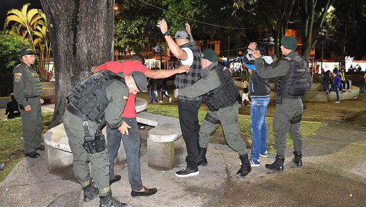 Delitos se redujeron durante la celebración del día de la Madre, según la Policía