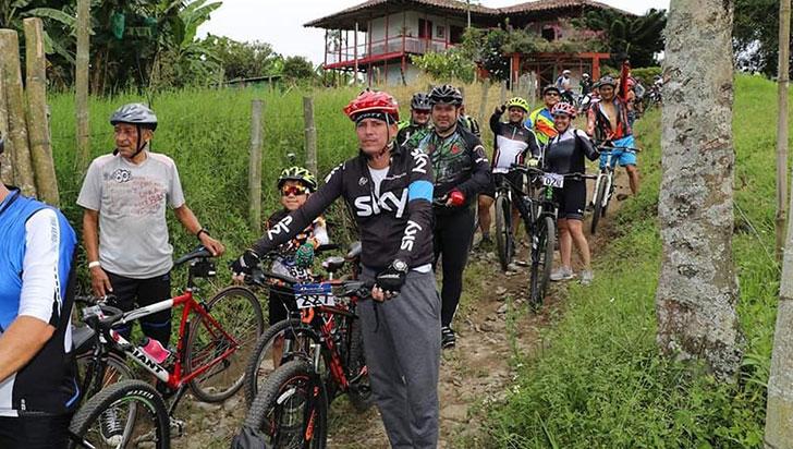 Atracadores continúan 'a rueda' de los ciclistas en el Quindío