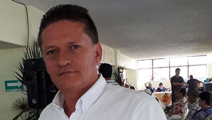 Fredy Martín Sánchez renunció al cargo de secretario de Planeación de Génova