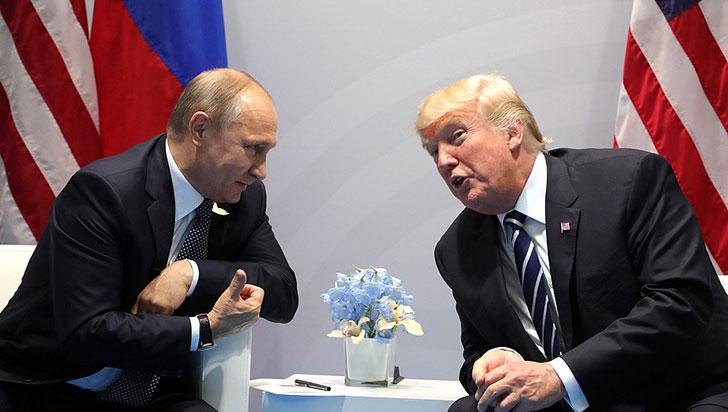 Moscú aceptará la propuesta de Trump de reunirse con Putin si se formaliza