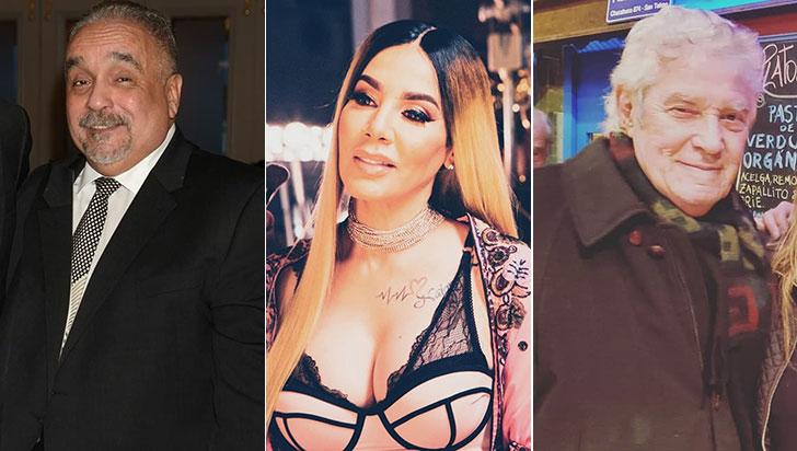 Willie Colón, Ivy Queen y Chico Novarro entran en el Salón de la Fama latino