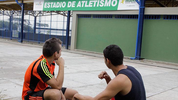 """""""Solo al estadio de atletismo le sugirieron ciertos requerimientos para Nacionales"""": Indeportes"""