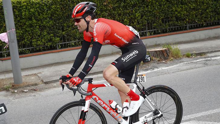 """""""Para mí, es terrible dejar el Giro después de meses de preparación"""": Tom Dumoulin"""
