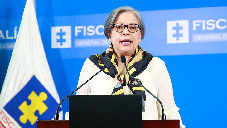 Vicefiscal Maria Paulina Riveros también renunció a su cargo