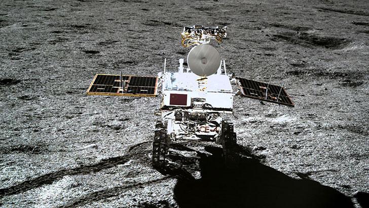 La sonda china Chang'e revela misterios del suelo del lado oculto de la Luna