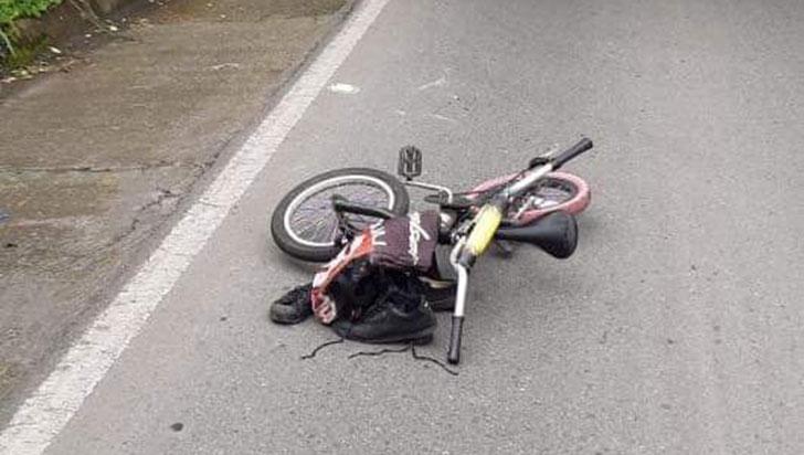 Con pronóstico reservado está uno de los tres adolescentes atropellados por una camioneta