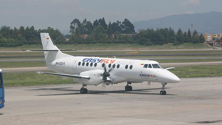 EasyFly se proyecta para operar tres destinos desde Armenia