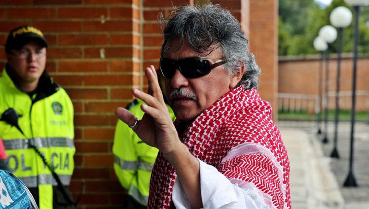 Extradición de Jesús Santrich fue negada y el exguerrillero quedaría en libertad