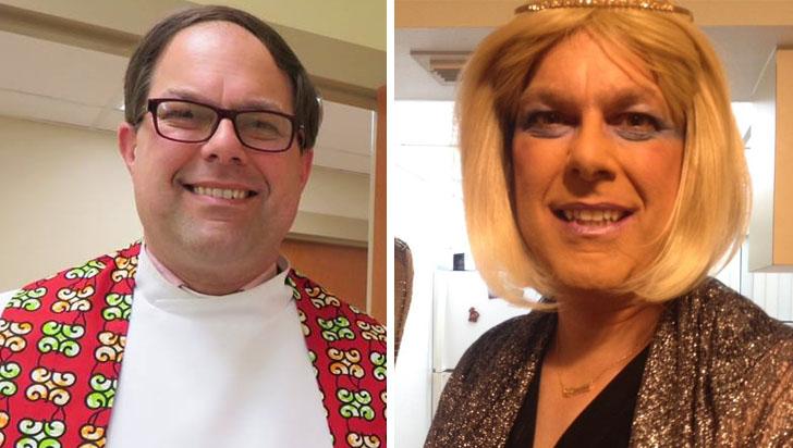 Pastor luterano se declara mujer trans frente a sus feligreses en Florida