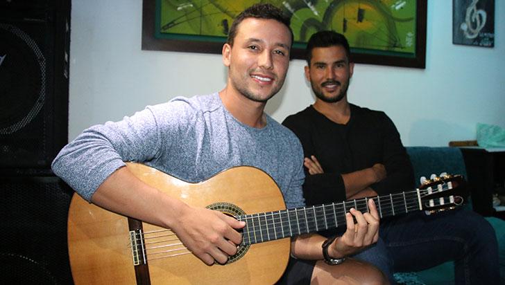 Solo para mí, nueva producción musical de Andrés & David