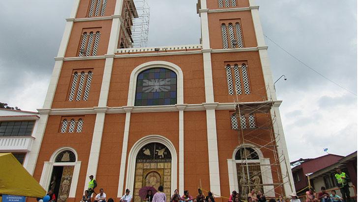 Parroquia San José de Génova convoca la solidaridad quindiana