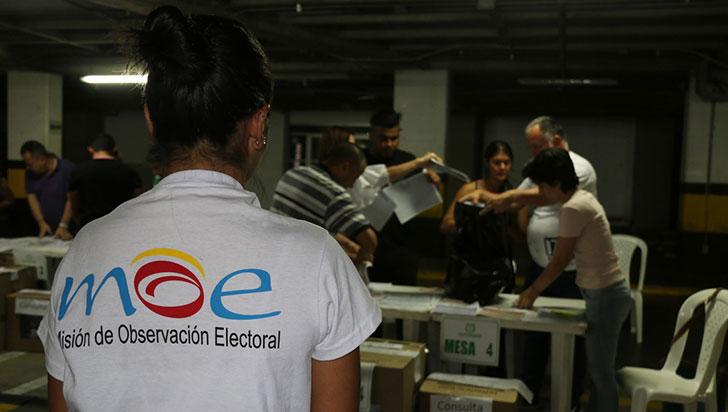 """""""El mayor riesgo en el Quindío para las elecciones es la corrupción"""": MOE"""
