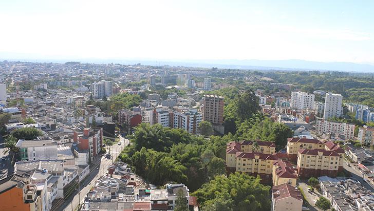 99% de actividad constructiva es en Armenia; ciudad debe proyectarse para una densificación equilibrada