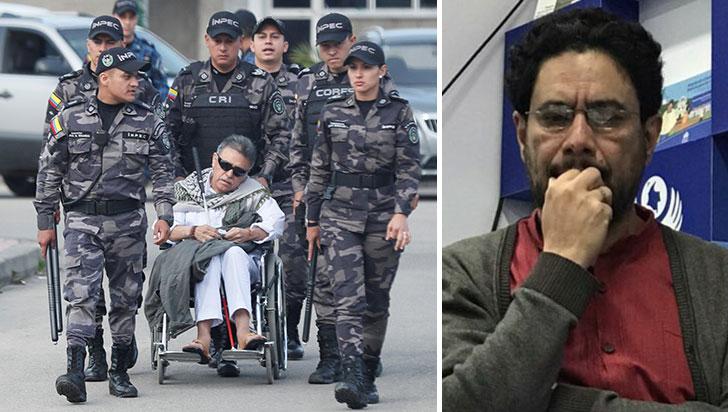 Iván Cepeda aseguró que Jesús Santrich intentó quitarse la vida en la cárcel