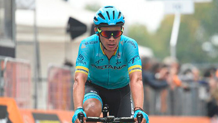 'Superman' López, a recortar minutos en el Giro 2019, tras descanso