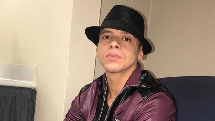 Hospitalizado el rapero puertorriqueño Vico C tras percance de salud