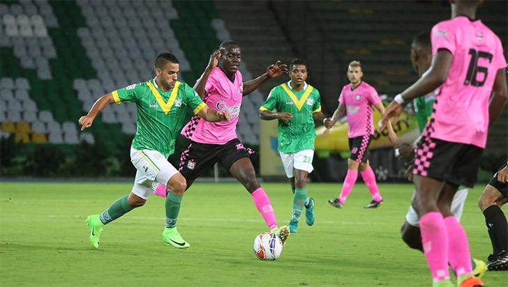 Quindío perdió 1-0 con Boyacá Chicó y se alejó de la punta del grupo B