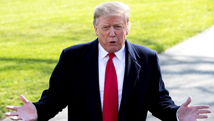 """El ultimátum de Trump: le dice a Irán que no vuelva a amenazar a EE.UU. o será su """"fin oficial"""""""