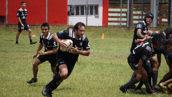 En exhibición de rugby, victorias y preparación de Halcones y Quimeras