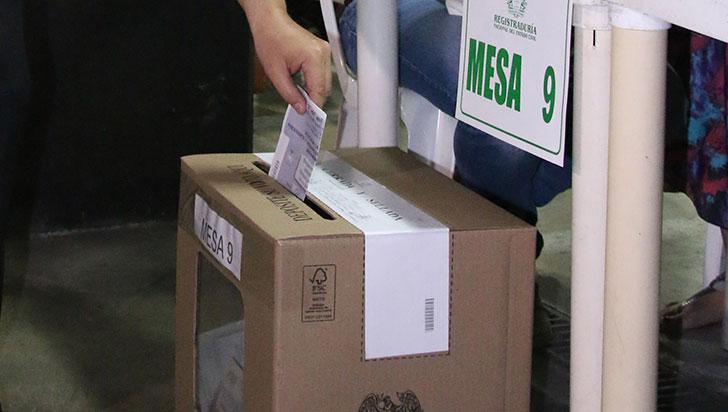 Encuesta: el 41% de los quindianos no votaría por ningún candidato a la gobernación