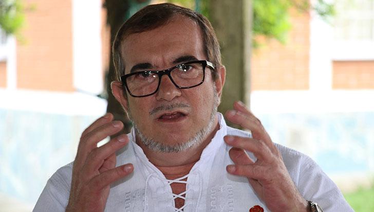 """Timochenko le responde a Iván Márquez: """"No fue un error dejar las armas"""""""