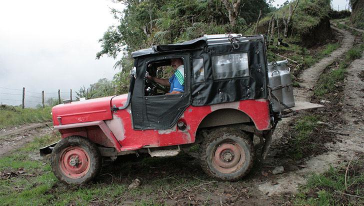 Buscan declarar al Jeep Willys patrimonio del país