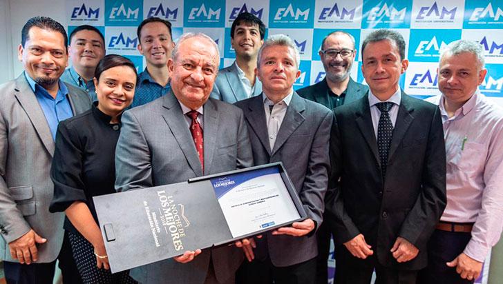 Modelo educativo de la EAM, impulso para resultados en pruebas Saber Pro y TyT