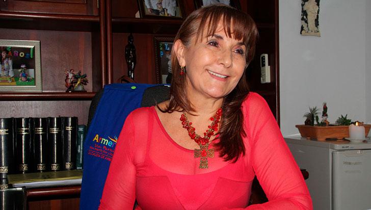 Procuraduría absolvió de sanción a Fanny Martínez, secretaria de Tránsito