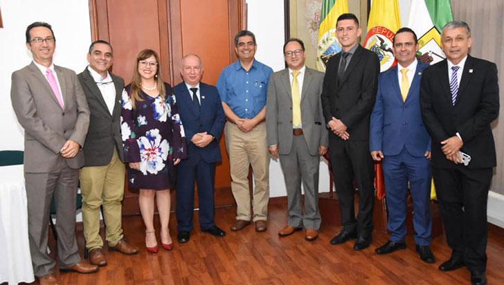 Decanos de siete facultades de la universidad del Quindío fueron elegidos