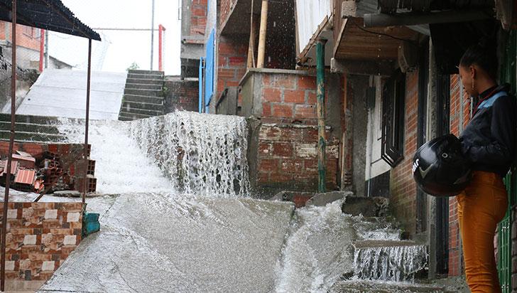 300 familias de Montevideo, Milagro de Dios y Buenos Aires deberán ser evacuadas