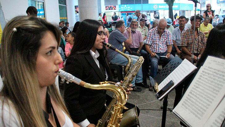 Este viernes 24 de mayo regresan los conciertos de la banda departamental