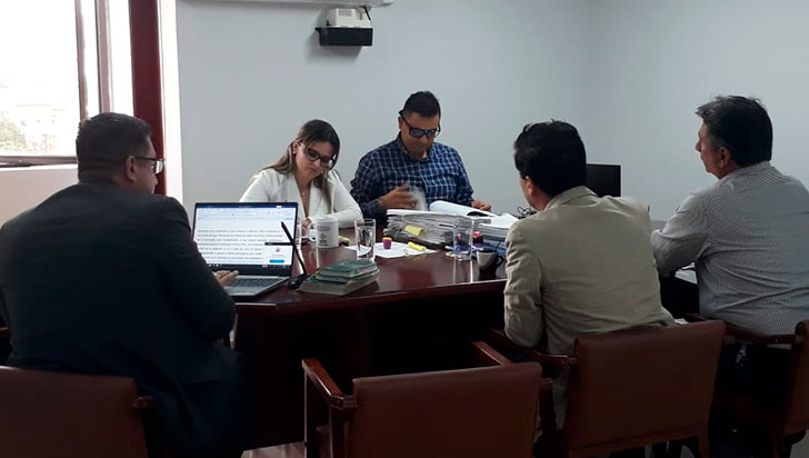Defensa de curador urbano 2 presentó recusación contra procuradora provincial