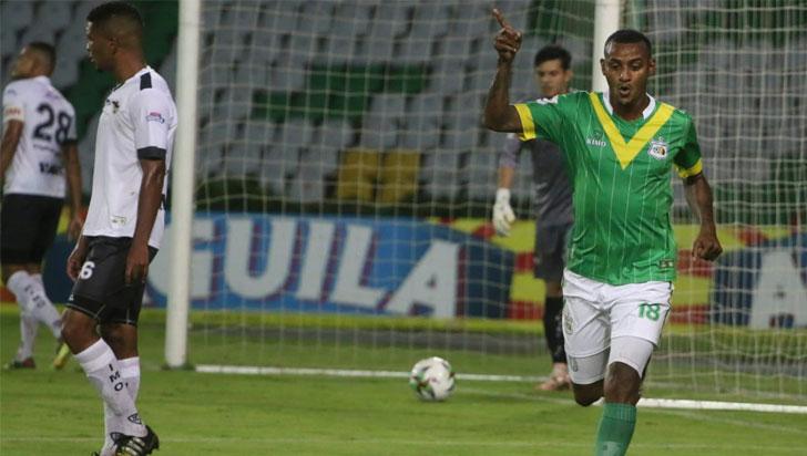 Con triplete de Santoya, Quindío venció 3-0 a Llaneros FC